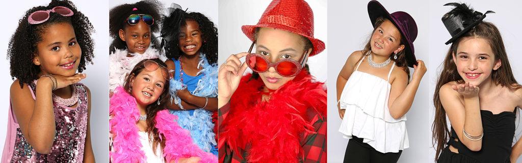 Beauty party met make-up verjaardagsfeestje 6 jaar t/m 16 jaar