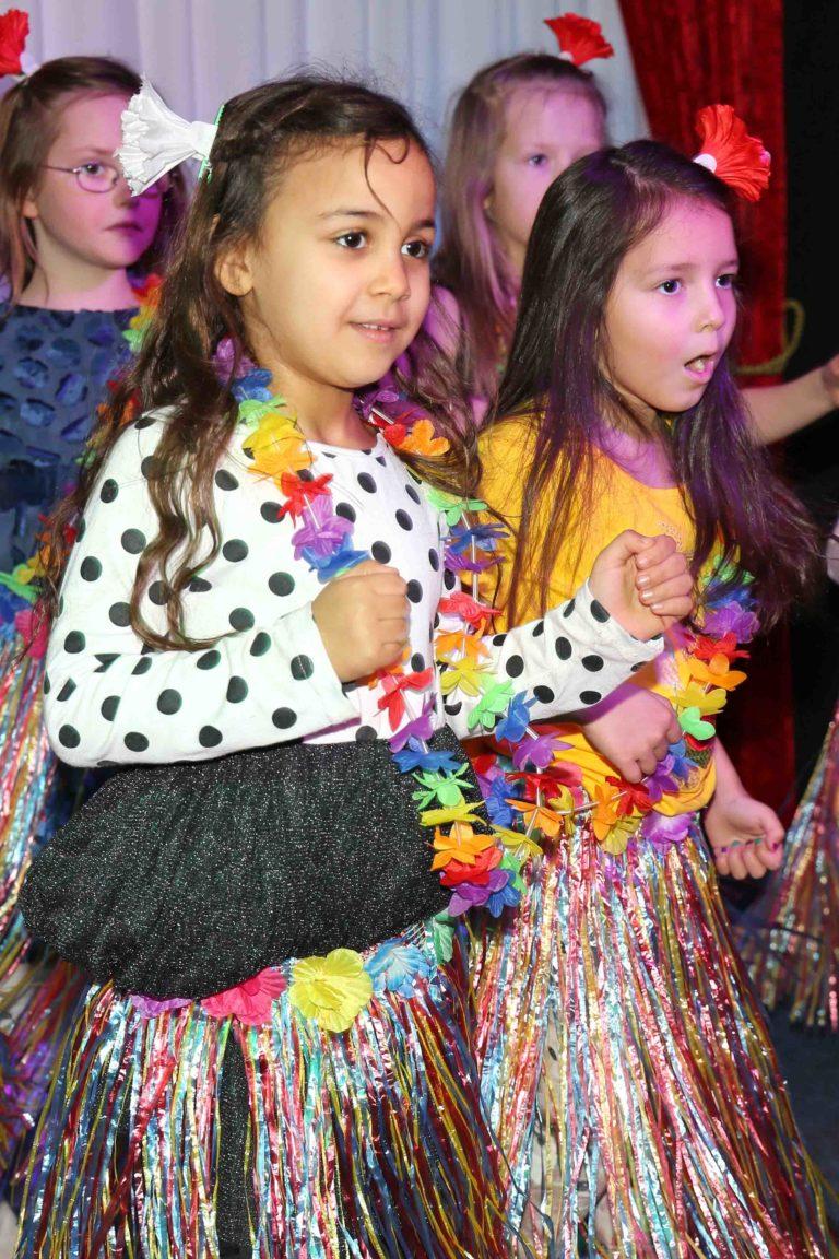 Dans kinderfeestje bij Star for a Moment in Almere