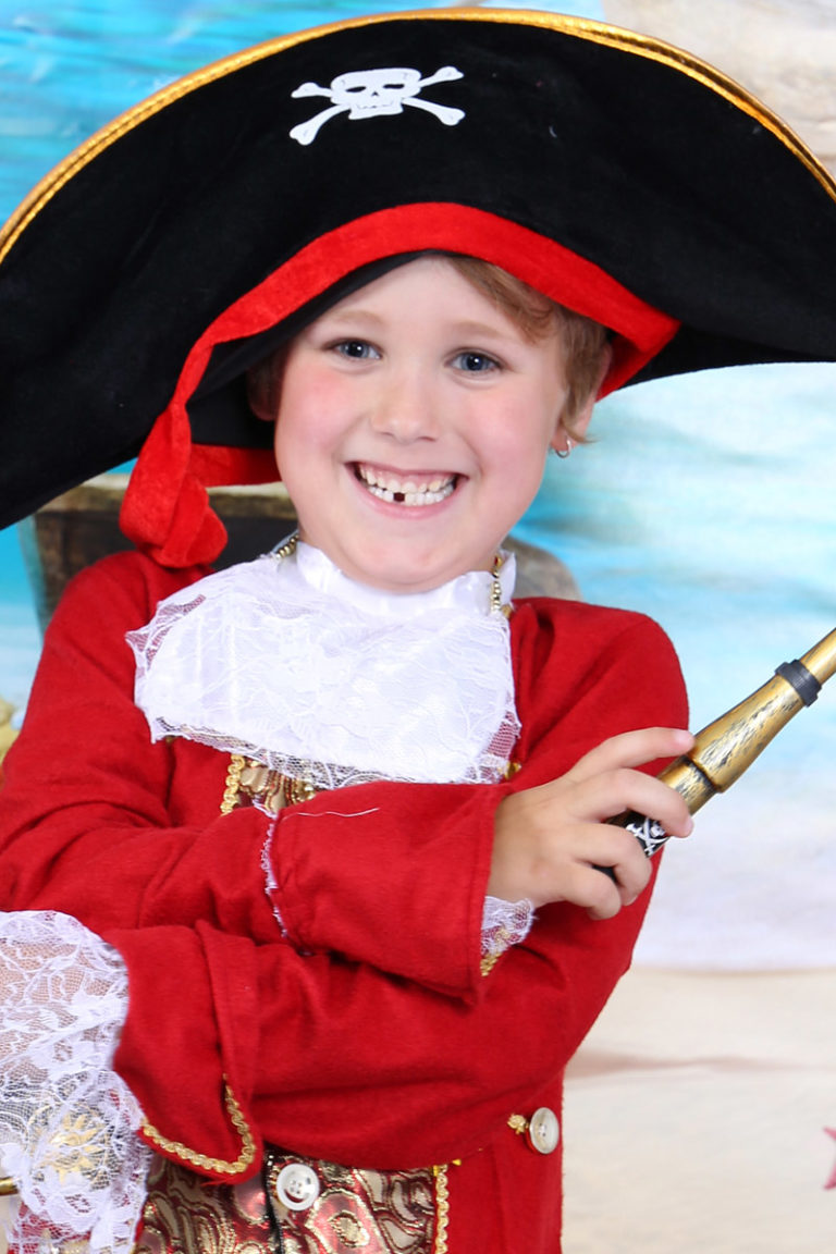 Piratenfeestje, leuk en spannend kinderfeestje met piratendiploma en schat zoeken,