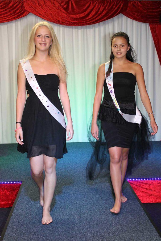Verjaardagsfeestje voor meisjes, catwalk-kinderfeestje in Almere