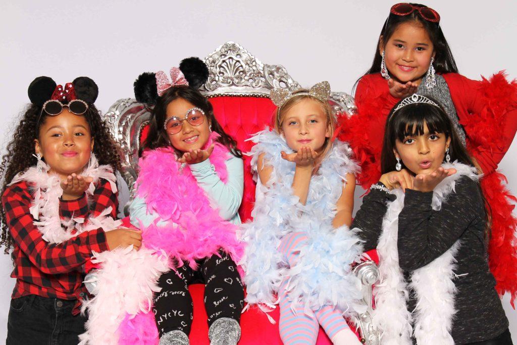 visagiste kinderen glamour uitstraling