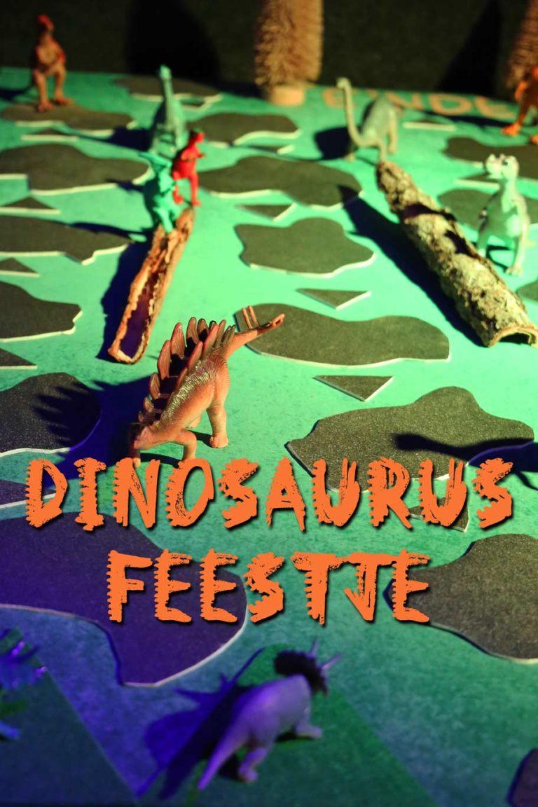 Dinosaurus kinderpartijtje almere