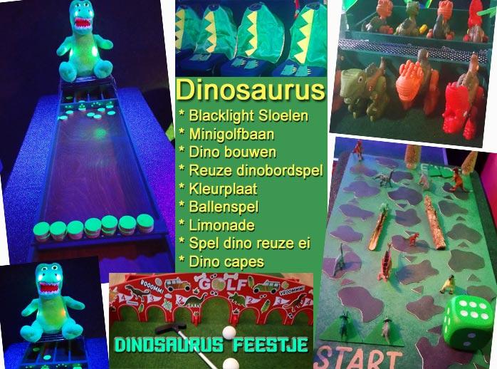 dinosaurus vakantie activiteit almere